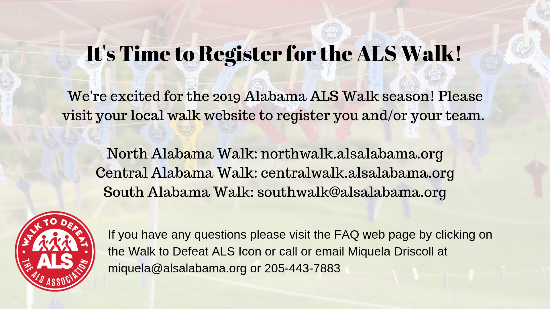 Local Highlights - The ALS Association Alabama Chapter