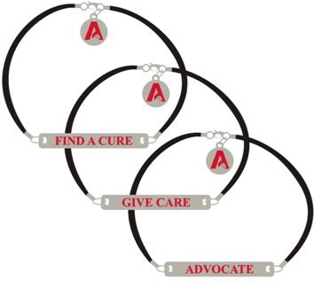 2017 Als Awareness Bracelets